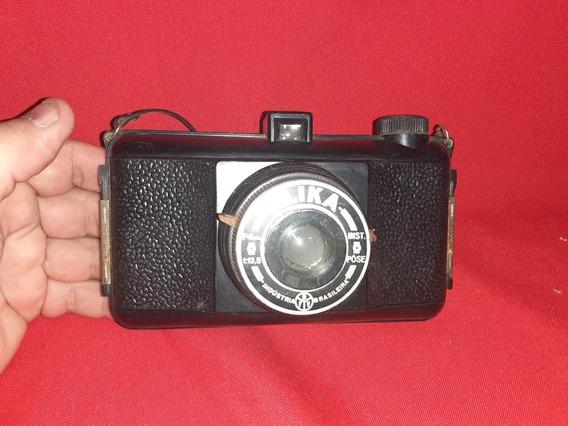 Antiga Máquina Fotográfica Flicka Muito Bom Estado