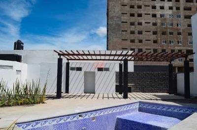 Departamento Condos De Juriquilla En Planta Baja