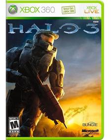 Halo 3 Xbox 360 - Mídia Digital