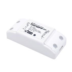 Kit Com 4 Interruptor Wifi Sonoff Automação Residencial Nfe