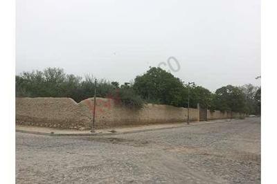 Terreno En Venta En El Centro De Garcia