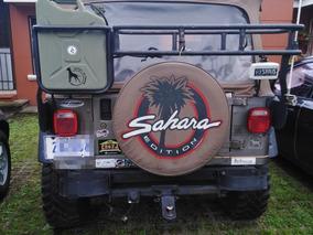 Jeep Wrangler Wrangler Sahara 1989