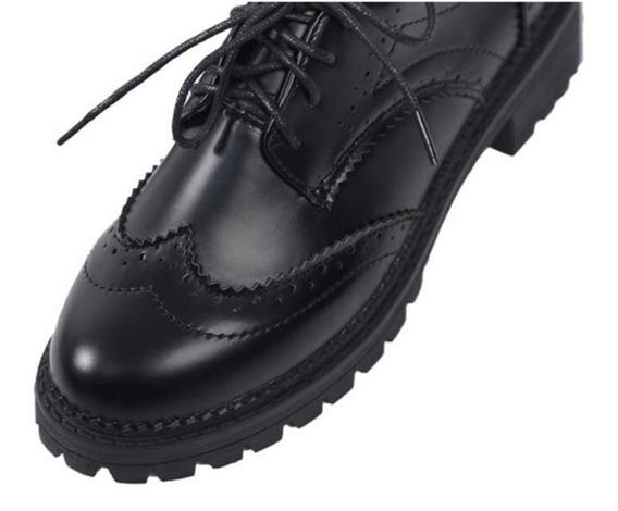 Sapato Oxford Casual