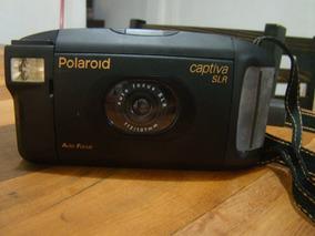 Câmera Fotográfica Polaroid Captiva Slr , Conf. Descrição