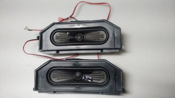 Par Alto Falante Toshiba 8r 10w Lc4045fda Lc4046fda Up Orig