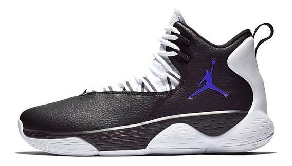 Tenis Nike Jordan Super Fly Mvp Concord Originales En Caja