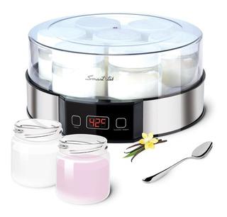 Yogurtera Smart Tek Digital 7 Porciones 180 Ml Griego Ym750