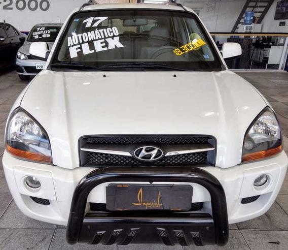 Hyundai Tucson 2.0 Gls Flex 4p Aut 2017