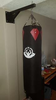 Costal De Box King Of The Ring Con Soporte Para Pared