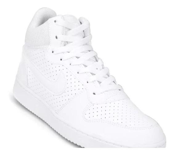 Zapatillas Nike Court Borough Mid Talle 39