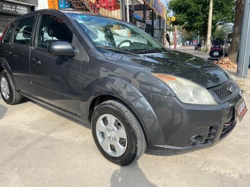 Ford Fiesta Ambiente Plus 2008 Full - Gnc