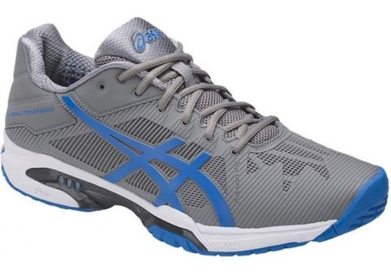 Tênis Asics Gel Solution Speed 3 Alta Perfor. Todos Os Pisos