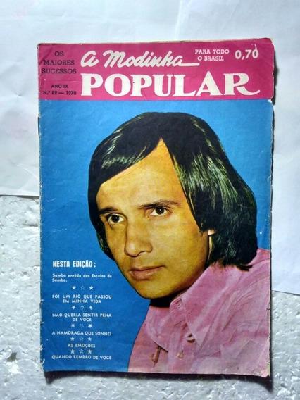 Revista A Modinha Popular Roberto Carlos