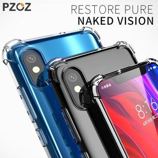 Case Forro Estuche Silicone Xiaomi Mi6x / Mi A2 Tienda Fisic