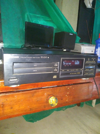Cd Player Pioneer Pd-z75t Raro