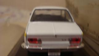 Miniatura 1:43 Chevette Auto Escola Carros Serviço Brasil
