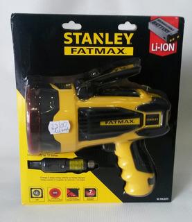Lanterna Stanley Fatmax 2200 Lumens Sl 10 Leds