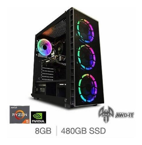 Awd-it Ranger 5 Plus Amd Ryzen 5 8gb Ram Nvidia Geforce Gtx