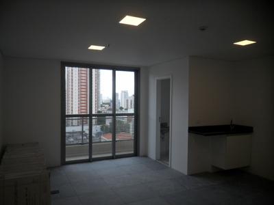 Sala Em Vila Cordeiro, São Paulo/sp De 36m² Para Locação R$ 2.500,00/mes - Sa173443
