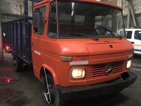 Mercedes-benz 608 1977 Muy Buen Estado General