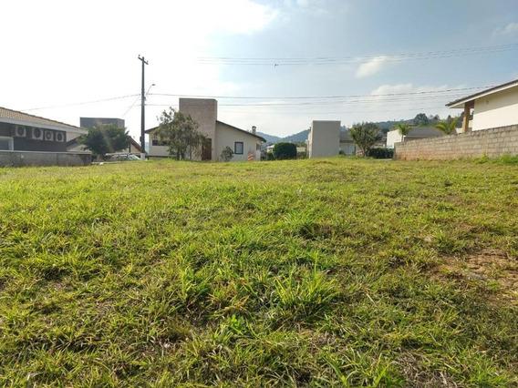 Terreno À Venda, 995 M² Por R$ 275.000 - Condomínio Serra Da Estrela - Atibaia/sp - Te0176
