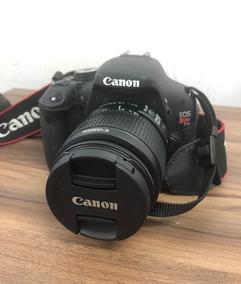 Câmera Digital Canon T3i Com Acessórios