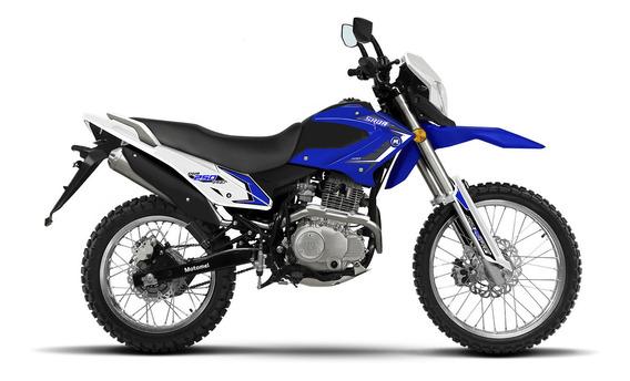 Motomel Skua 250 Pro 2020 0km Con Casco - Motos 32