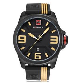 1ffe9340c831 Deportivo Reloj Grande De Cuarzo Para Hombre 4.5 Cm Diametro