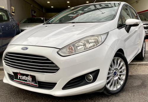 Ford Fiesta 1.6 Kinectic Design Se