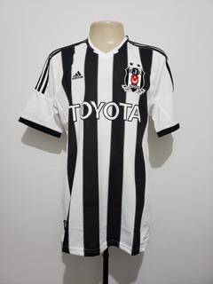 Camisa Futebol Oficial Besiktas Turquia 2013 Home adidas Gg