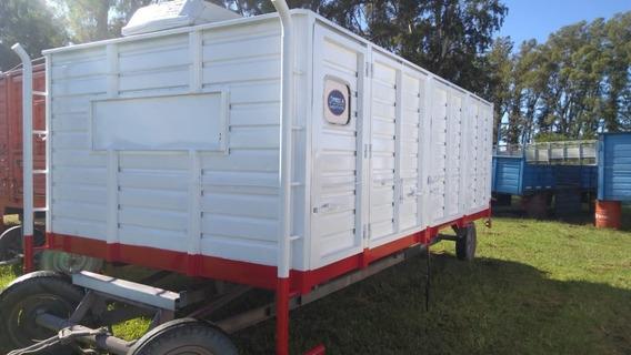 Cajas Para Camion Usadas Carroceria Acoplados Semirremolques