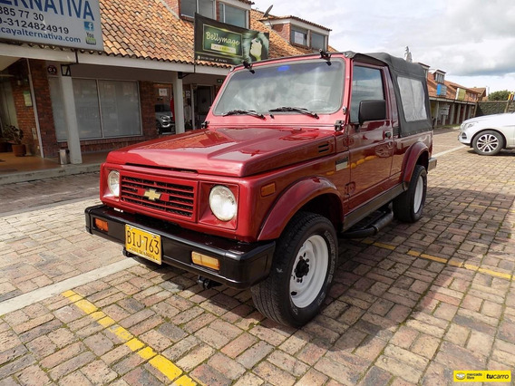 Chevrolet Samurai Carpado