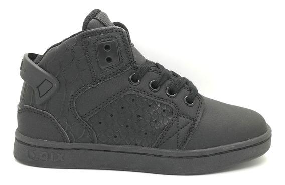 Zapatillas Qix Jam Jr Black Zpk4064a20 Junior Zpk4064a20