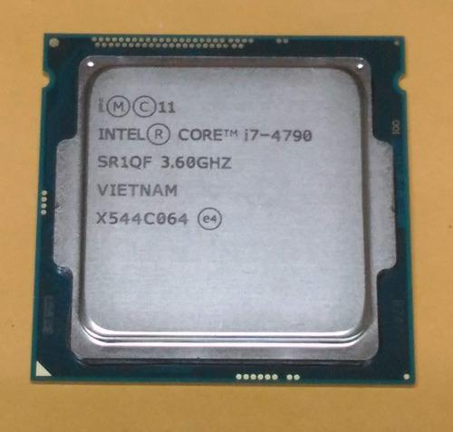 I7 4790 Turbo 4.0ghz 1150 Faço R$ 929 Melhor Que 4770 4785t