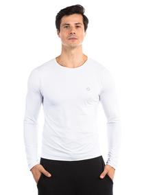 f2ec2b1ab3 Camiseta Masculina Manga Longa Proteção Solar Extreme Uv Ice