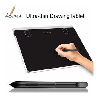 Tableta Digitalizadora Acepen Ap0604 15.2x10.2cm 8192 Np