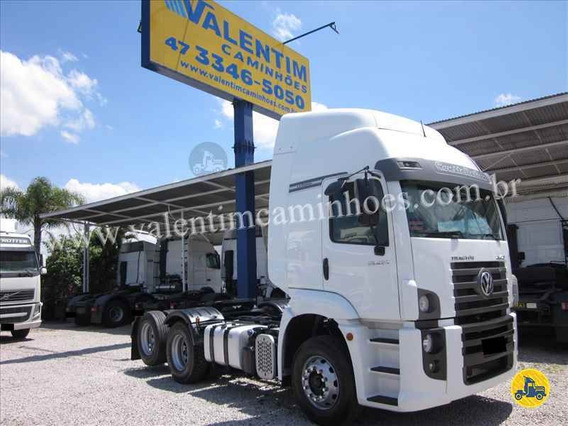 Vw 25-420 Constellation - V-tronic - Trucado 6x2 - 2016