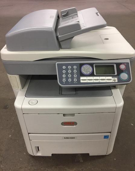 Impressora Mb480 Okidata - Toner Novo