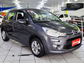 Citroën C3 1.5 Tendance 2015 Aceito Troca E Financio