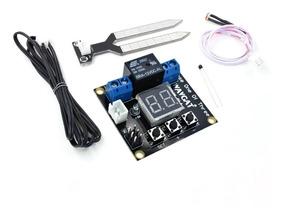 Sensor Medidor De Umidade Do Solo - Higrômetro - Higrostato
