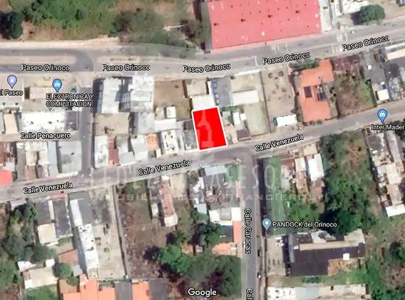Ledezma Asesores Vende Terreno En Calle Venezuela