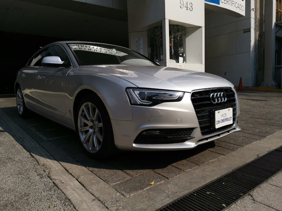 Audi A5 2.0 T Luxury Multitronic 211hp Cvt