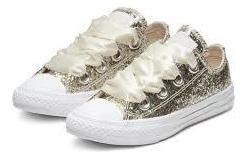 Converse All Starck Big Eyelets De Dama Original