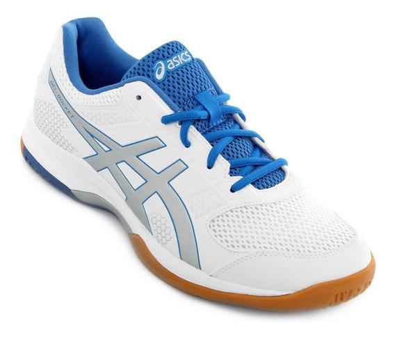 Tenis Asics Rocket 8 #9.5 Y 10 Voleibol Handball Tenis Gym