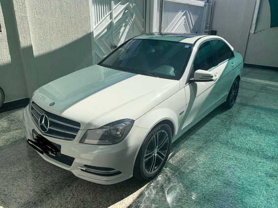 Mercedes C200 Cgi Turbo Top