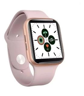 Smartwatch Relógio Iwo12 44mm Serie 5 + Pulseira Brinde.