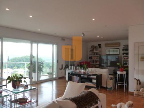 Apartamento Com 3 Suites, 3 Salas E 3 Vagas. - Ja12913