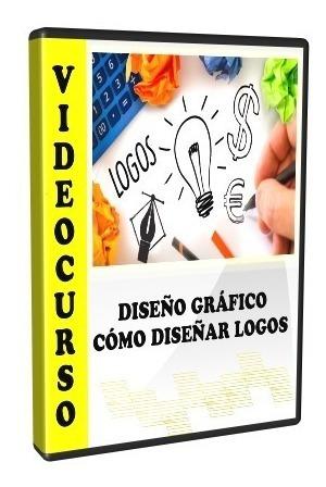 Diseño Gráfico Cómo Diseñar Logos Videocurso