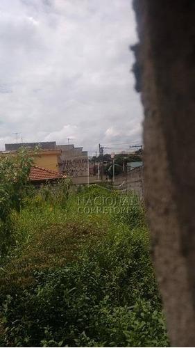 Terreno Residencial À Venda, Vila Miami, São Paulo - Te0464. - Te0464