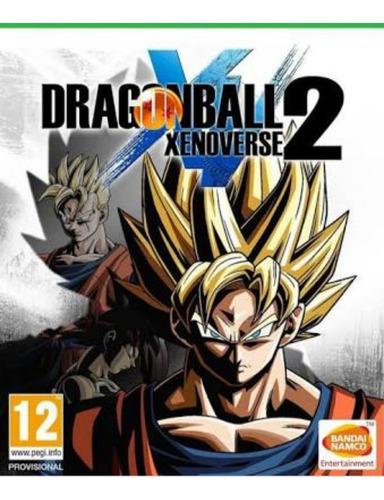 Dragonball Xenoverse 2 Xone- Jogo Mídia Digital 25 Dígitos